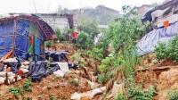 কক্সবাজারে ভারী বর্ষণ, ঝুঁকিতে ৪০ হাজার মানুষ